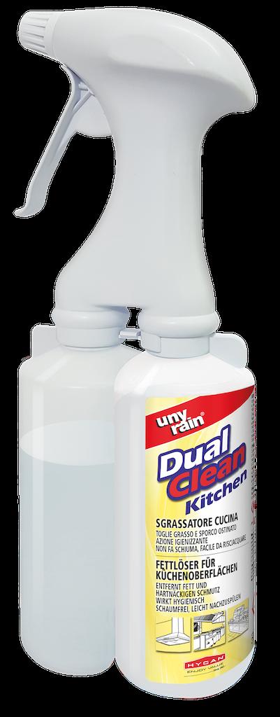DUAL CLEAN KITCHEN