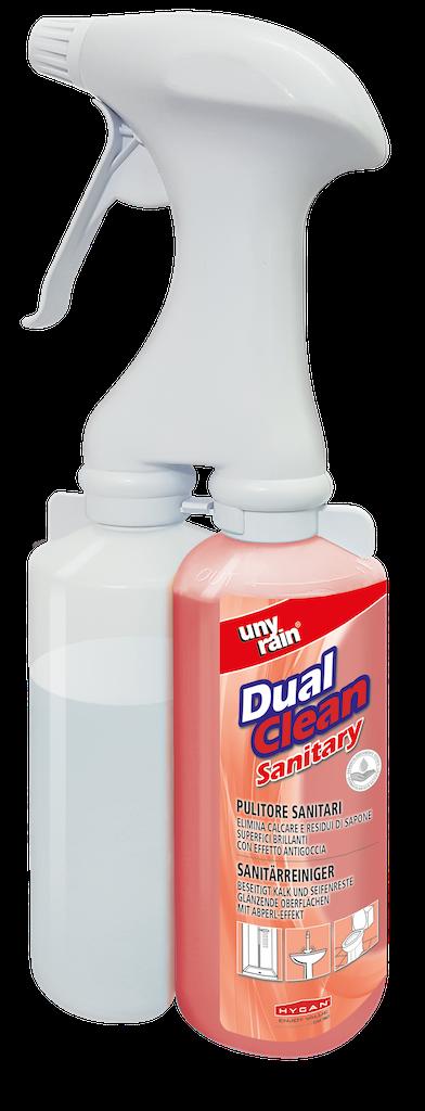 DUAL CLEAN SANITARY