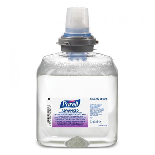 Pianka do dezynfekcji rąk PURELL® Advanced TFX™ 1200 ml