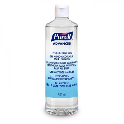 Żel do dezynfekcji rąk Purell Advance w butelce 500 ml