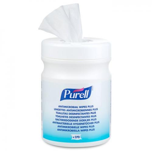 PURELL Antimicrobial Hand Wipes 270 szt.