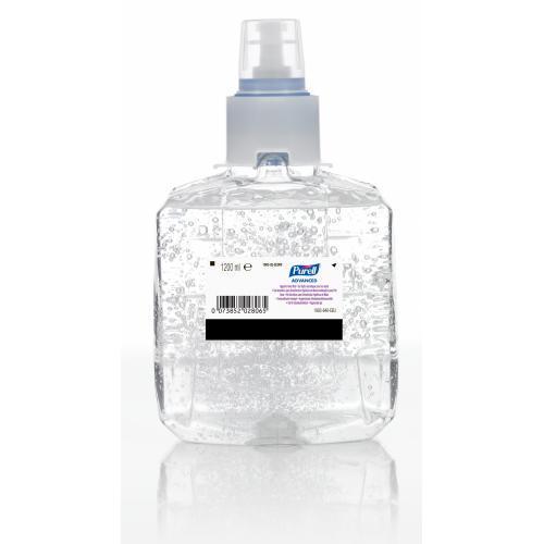 Żel do dezynfekcji rąk PURELL® Advanced LTX™ 1200 ml