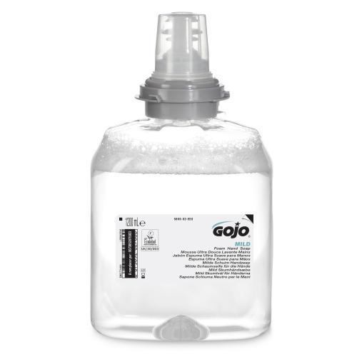 Delikatne, bezzapachowe mydło w piance GOJO® Mild TFX™ 1200 ml