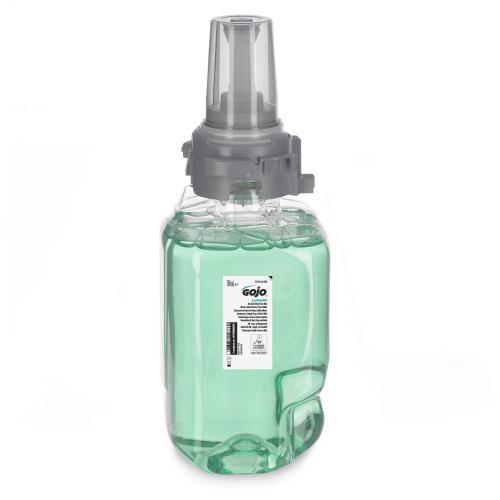 Luksusowe mydło w piance do włosów, rąk i ciała GOJO® Luxury ADX™ 700 ml