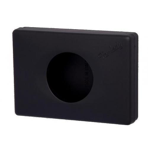 Podajnik torebek higienicznych, kolor: czarny